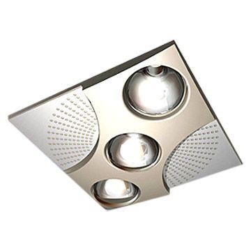 Best Bathroom Exhaust Fans With Light, Bathroom Heater Fan Light